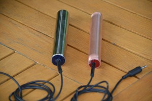 Radun909 Rods of Oneness Hand Held BeamersRadun104 for use with Single Dial Radionics Machine