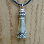 Tibetan Power Pendant TSP02