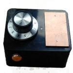 Single Dial Radionics Machine Radun101